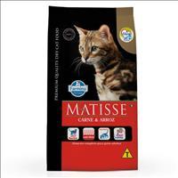 Ração Farmina Matisse Carne e Arroz para Gatos Adultos - 7,5kg