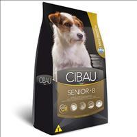 Ração Farmina Cibau Senior +8 para Cães de Raças Pequenas com 8 Anos ou Mais de Idade - 1kg
