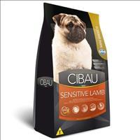 Ração Farmina Cibau Sensitive Lamb para Cães Adultos Sensíveis de Raças Pequenas - 3kg