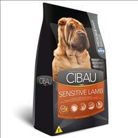 Ração Farmina Cibau Sensitive Lamb para Cães Adultos Sensíveis de Raças Médias e Grandes - 12kg
