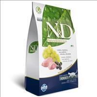 Ração Farmina N & D Grain Free Cordeiro para Gatos Adultos - 400 g