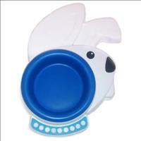 Comedouro Pet We Coelho Azul - 200ml