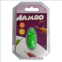 Brinquedo Jambo Rato Moving Luz - Verde