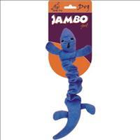 Brinquedo Jambo Mordedor de Pelúcia Fun Lagartixa - Lilás