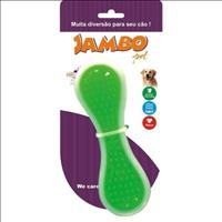 Brinquedo Jambo Osso Nylon e Trp - Verde