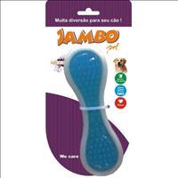 Brinquedo Jambo Osso Nylon e Trp - Azul
