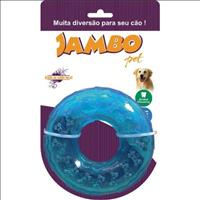 Brinquedo Jambo Tpr Donut - Azul