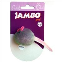 Brinquedo Jambo Mouse Chip Sound - Pequeno