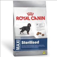 Ração Royal Canin Maxi Sterilised para Cães Adultos com 15 Meses ou Mais de Idade de Raças Grandes R
