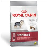 Ração Royal Canin Medium Sterilised para Cães Adultos de Raças Médias com 12 Meses ou Mais de Idade