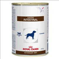 Ração Royal Canin Lata Canine Veterinary Diet Gastro Intestinal - 400 g