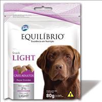 Biscoito Total Equilíbrio Snack Light para Cães de Raças Grandes - 80 g