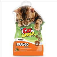 Petisco Total Cat Licious Frango - 40gr