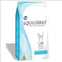 Ração Total Equilíbrio Veterinary Urinary para Gatos com Problemas de Trato Urinário - 2kg