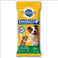 Petisco Pedigree Dentastix para Raças Médias 7 Sticks - 180 g