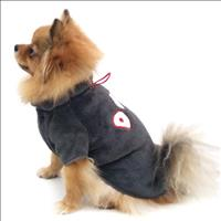 Pulôver Fleece Dog Pickorruchos - Grafite Pulôver Fleece Dog Pickorruchos Grafite - Tam 03