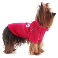Pulôver Fleece Dog Pickorruchos - Pink Pulôver Fleece Dog Pickorruchos Pink - Tam 03