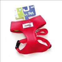 Guia e Peitoral American Pets Confort - Vermelho Guia e Peitoral American Pets Confort Vermelho - Ta