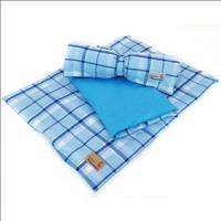 Manta Pickorruchos Pillow Top - Turquesa Manta Pickorruchos Pillow Top Turquesa - Tam M
