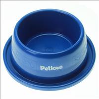 Comedouro ou Bebedouro Pet Love Plástico Anti-Formiga - Azul Comedouro ou Bebedouro Pet Love Plástic