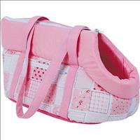 Bolsa Chalesco Confort Rosa