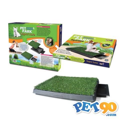 Sanitário American Pets Pet Park Luxo