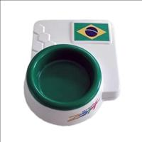 Comedouro Copa Brasil - Branco