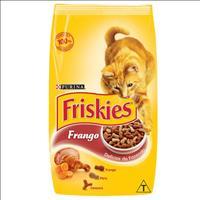 Ração Nestlé Purina Friskies Frango - 1kg