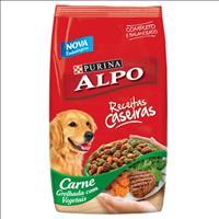 Ração Nestlé Purina Alpo Receitas Caseiras Adultos Carne e Vegetais - 15kg