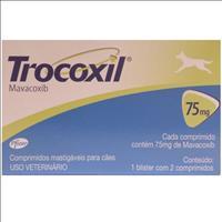 Anti-inflamatório Trocoxil  Comprimido - 75mg