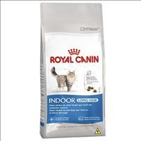 Ração Royal Canin Indoor Long Hair para Gatos Adultos de Pelos Longos em Ambientes Internos - 1,5 Kg