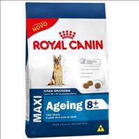 Ração Royal Canin Maxi Ageing 8+ para Cães Adultos de Raças Grandes Idosos com 8 Anos ou mais Ração