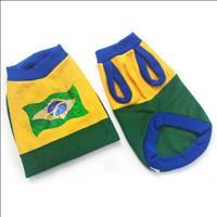 Roupa Pickorruchos Brasil - Tam 03