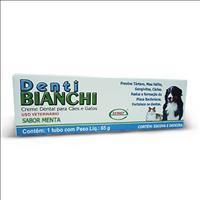 Creme Dental Ecovet Denti Bianchi Menta - 65gr