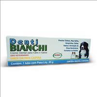 Creme Detal Ecovet Denti Bianchi Galinha Caipira - 65gr