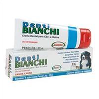 Creme Dental Ecovet Denti Bianchi Carne - 65gr