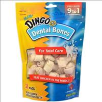 Osso Dingo Dental Mini - 255 gr