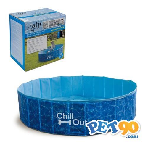 Piscina para Cães Afp Chill Out Splash And Fun Dog Pool Média - 432 Litros