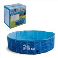 Piscina para Cães Afp Chill Out Splash And Fun Dog Pool Média - 432 Litros
