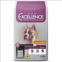Ração Selecta Dog Excellence para Cães Idosos de porte Médio e Grande - Frango e Arroz - 15 Kg