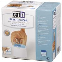 Fonte Bebedouro Cat It Fresh & Clear 110V 2 Litros - Pequeno