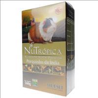 Ração Nutrópica com Legumes e Frutas para Porquinho da Índia Muesli - 500gr