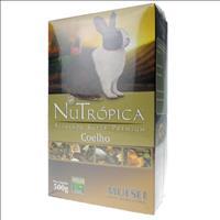 Ração Nutrópica com Legumes e Frutas para Coelho Muesli - 500gr