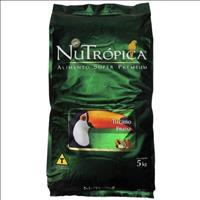 Ração Nutrópica com Frutas para Tucano - 5kg