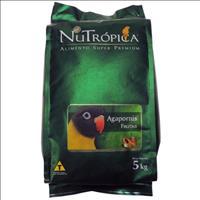 Ração Nutrópica com Frutas para Agapornis - 5kg