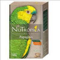 Ração Nutrópica Natural para Papagaios - 700gr