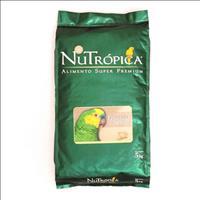Ração Nutrópica Natural para Papagaios - 5kg