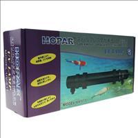 Filtro Hopar com Ultra Violeta UV-611 de 7W e 550 Litros/hora - 110V