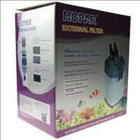 Filtro Hopar Canister Biológico Externo com Ultra Violeta UVF-3318 de 9W - 110V