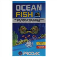 Sal Marinho Prodac Ocean Fish 30 Litros - 1kg